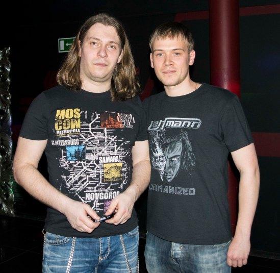 С Дмитрием Процко